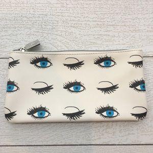 Rodan + Fields Eye Lash Makeup Bag